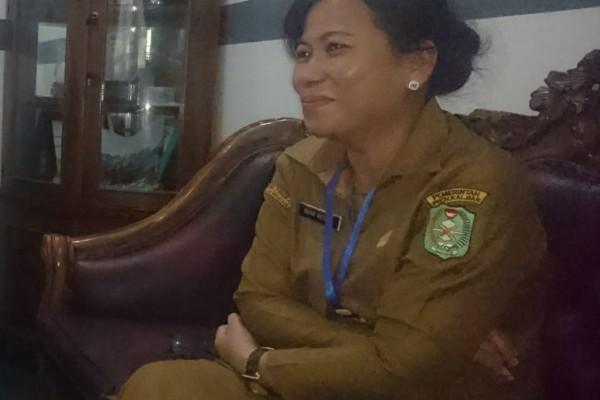 Foto istimewa:kepala sekolah Maria Victoria M.PD