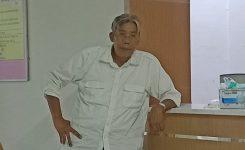 Foto:Bupati Sintang,Jarot Winarno