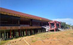 Foto:Kondisi Terkini Rumah Betang Jerora 1
