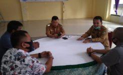 Wakil Bupati Sintang Sedang Melakukan Rapat Dengan Pihak Perwakilan PT.Bha 2