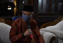 Ketua MUI Sintang Dan KEMENAG Sintang Bahas Keputusan Sholat Idul Fitri Bersama Bupati Sintang
