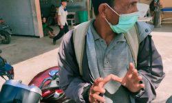 Istri Anggota BPD Jadi Korban Kekerasan Keluarga Kades Sungai Labi