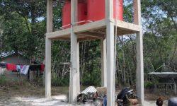 Mujiman: Program Sapras Air Bersih Di Tanjung Sari dan Desa Lainya Itu Sudah selesai Bahkan Sudah Serah Terima Dengan pihak Desa