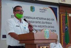 SK Dari Kemendagri Belum Selesai, Pelantikan Bupati Sintang Ditunda