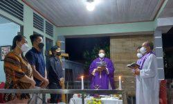 Keluarga serta DPP MRSA Gelar Misa Arwah Almarhum Yosep Sudiyanto