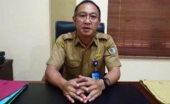Kepala Dinas Kesehatan Kab.Sintang .dr.Harry Sinto Linoh