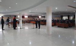 Heri Jambri Resmi Dilantik Sebagai Wakil Ketua II DPRD Sintang