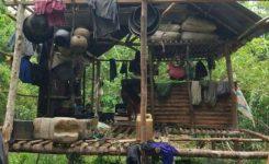 Kondis Tempat Tinggal Pak Deran Yang Sangat Jauh Dari Kata Layak Huni
