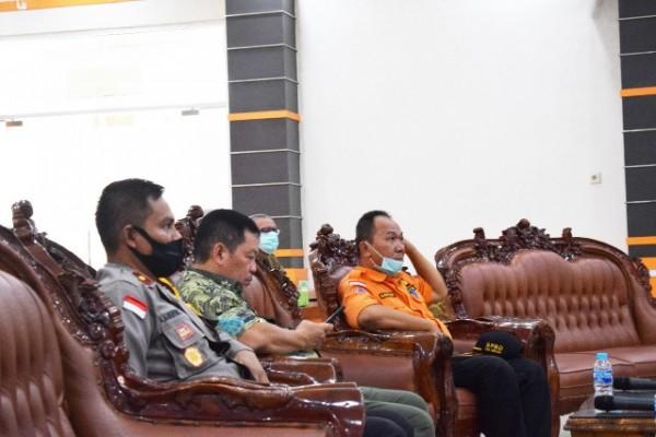 Vidcon Bahas Lomba Inovasi Bersama Jajaran Menteri,Wabup Sintang Pastikan Akan Ikuti Lomba Inovasi
