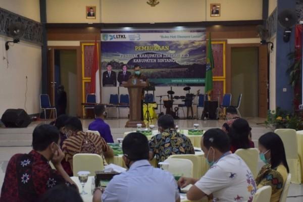 Festival Kabupaten Lestasi  Kesempatan Untuk Promosikan Daerah