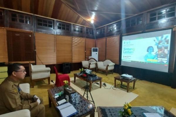 Pemkab Sintang Banjir Dukungan Bidik Kabupaten Lestari