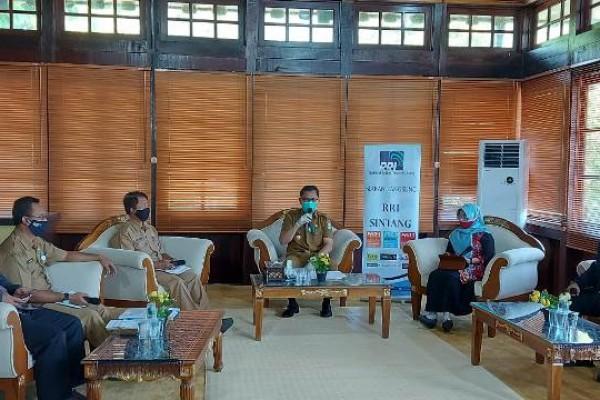 Pjs Bupati Sintang Harapkan Netralitas ASN Dalam Pilkada