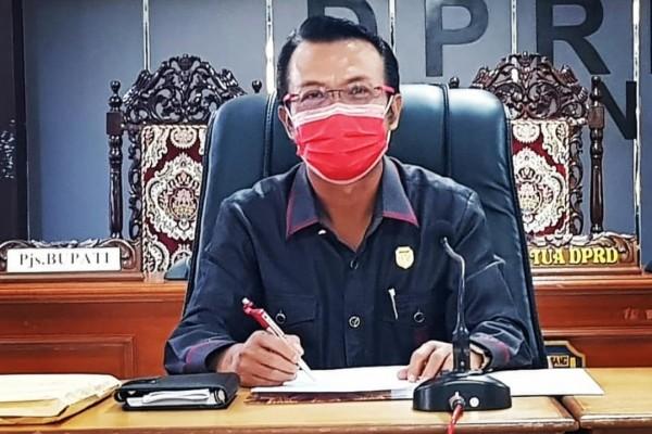 Tuah mangasih:Himbau untuk Masyarakat Dan Instansi Terkait Berkerja Sama Meningkatkan Kewaspadaan Di Musim Kemarau Ini.