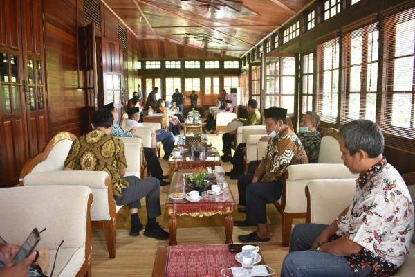 Pemkab Sintang Teken Kerjasama Dengan Universitas Muhamadiyah Pontianak